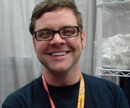 SDCC 2012 - Nathan Hamill