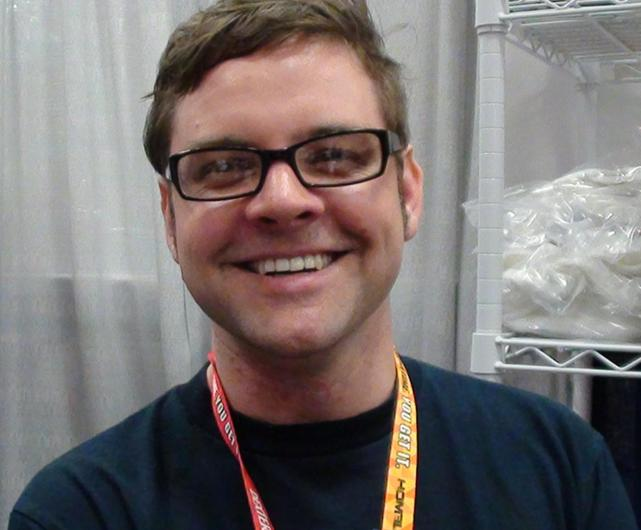 San Diego Comic-Con 2012 Exclusive Interview with Nathan Hamill of Bellicose Bunny and Weasel Town!