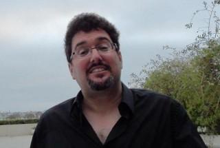 SDCC 2012 - Mark Altman creator of Femme Fatales