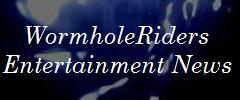 WormholeRiders News Agency Legacy Entertainment site