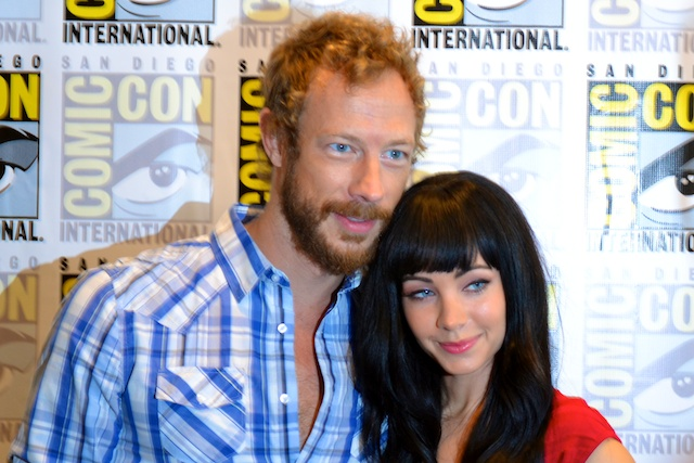 San Diego Comic-Con 2012: Exclusive Pressroom Q&A with Lost Girl stars Ksenia Solo and Kris Holden-Ried, and Executive Producer Jay Firestone