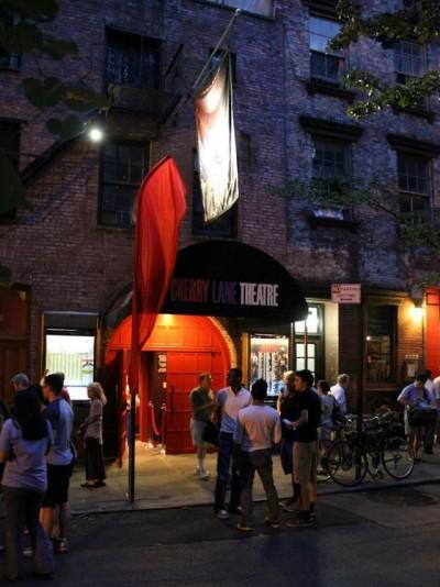 Cherry Lane Theatre in New York City