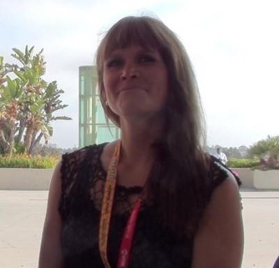 SDCC 2012 Femme Fatales Ashley Noel