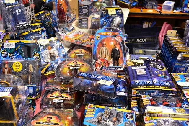 Fan Expo Toronto 2012 - Tons of geeky merchandise