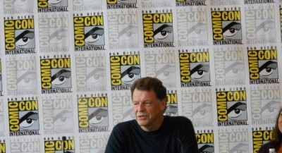 Comic-Con 2012 - Answering Questions - John Noble of Dark Matters July 12