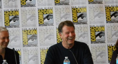 Comic-Con 2012 - More fun with questions - John Noble of Dark Matters