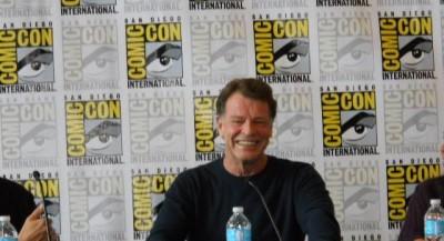 Comic-Con 2012 - Enjoying the Questions - John Noble of Dark Matters July 12