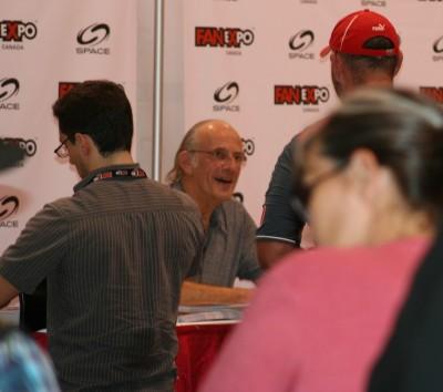 Fan Expo Toronto 2012 - Christopher Lloyd
