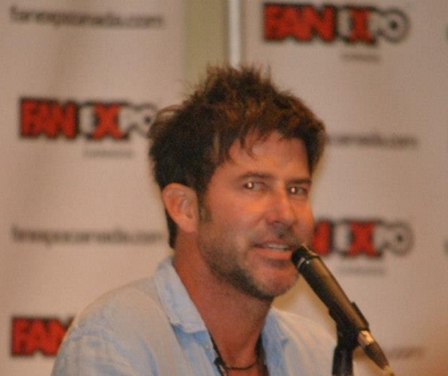 Fan Expo Toronto 2012 - Joe Flanigan
