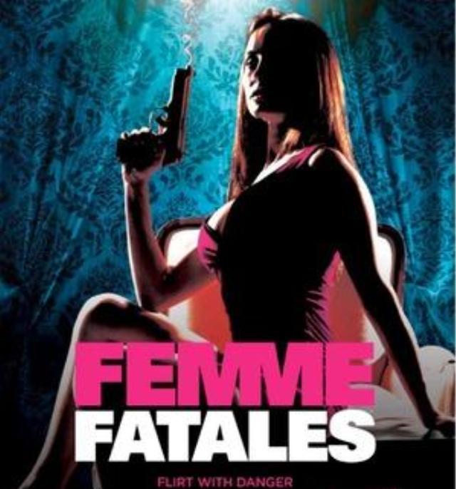 San Diego Comic-Con: Frakkin Fun at Femme Fatales Panel!
