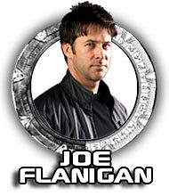Stargate Chicago 2012 - Joe Flanigan