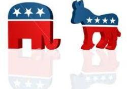 Right On Target -Dems-GOP- Click to learn more at NYC Fringe Festival web site!