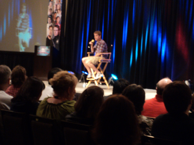 Stargate Chicago 2012 - Chuck Campbell