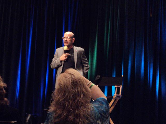 Stargate Chicago 2012 - Robert Picardo