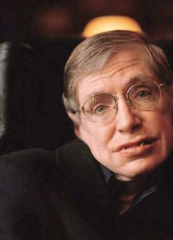 Click to learn more about Stephen Hawking at his official web site!