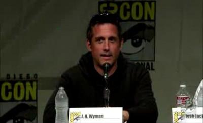 SDCC 2012 Fringe Panel - Joel Wyman