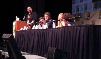 SDCC 2012 - Fringe Panel