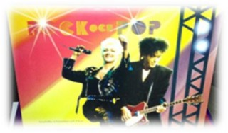 Roxette NYC 2012 - banner poster