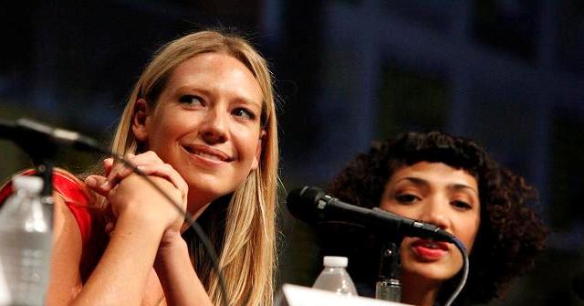 SDCC Fringe 2012 - Anna Torv and Jasika Nicole