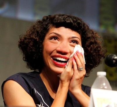SDCC Fringe 2012 - Jasika Nicole gets tearful at last panel