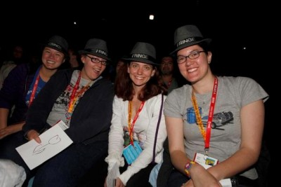 SDCC Fringe 2012 - Fans with Fedora ask questions