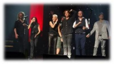 Roxette NYC 2012 - Roxette at Beacon Theatre NYC