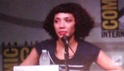 SDCC Fringe 2012 - Jasika Nicole