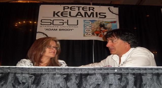 Dragoncon2012 - Peter Kelamis and Angie