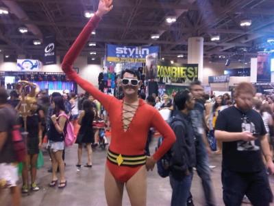 Toronto Fan Expo Canada - Exploring the event