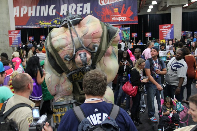 NYCC 2012 - Bane from Batman
