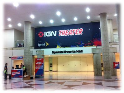 NYCC 2012 - IGN Theatre