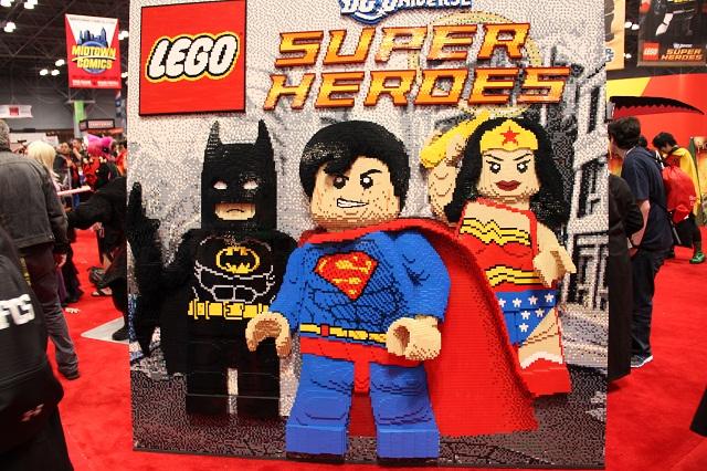 NYCC 2012 - Lego