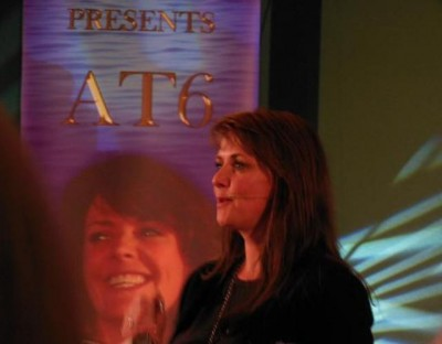 Amanda Tapping at AT6 Ripples by GABIT Events!
