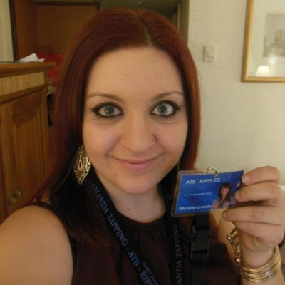 AT6 Ripples - Michelle Linardis sporting event badge