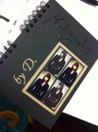 AT6 Ripples - Dennys Ilic Amanda Tapping photo book