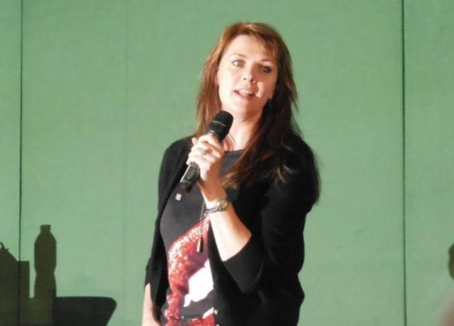 AT6 Ripples -Amanda speaks of the charity organizations dear to her heart!
