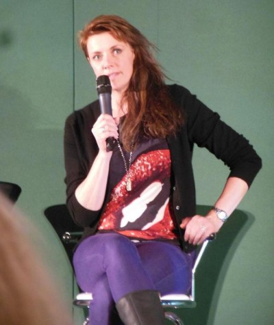 AT6 Ripples - Amanda Tapping finishes Saturday questions for her admirers