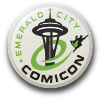 Emerald City Comic-Con banner logo - Click to learn more at the official web site!