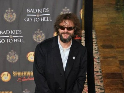 Bad Kids Go To Hell - Judd Nelson as Headmaster Nash