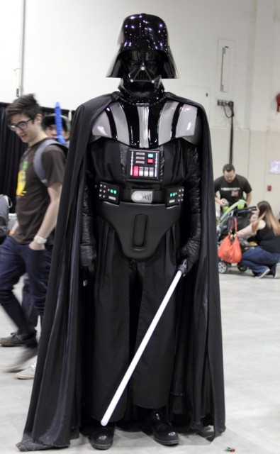 Calgary Expo Darth Vader