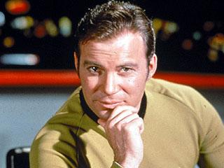 Captain James T Kirk Star Trek TOS
