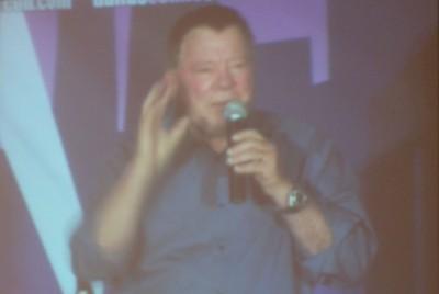 Dallas Comic-Con 2013 - William Shatner