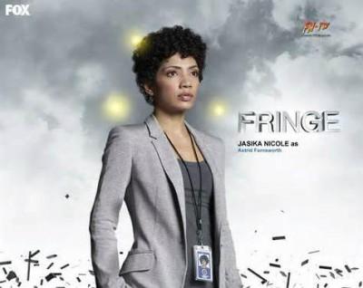 Fringe - Jasika Nicole as  Astrid - Image courtesy  Bad Robot Productions