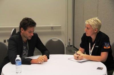 Origins 2013 - Ioan Interview with Karina