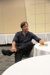 Origins 2013 - Kevin Sorbo Interview 1
