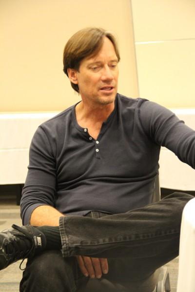 Origins 2013 - Kevin Sorbo Interview 5
