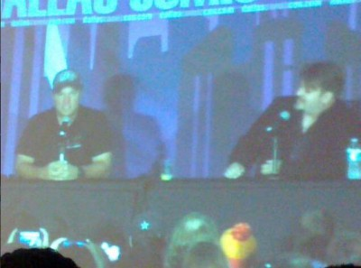 Dallas Comic-Con 2013 - Adam Baldwin