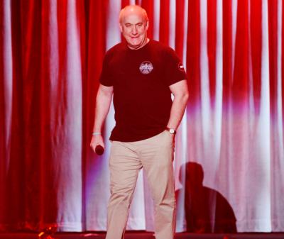 D23 Expo - Jeph Loeb of DC Marvel Comics - 133025_7652