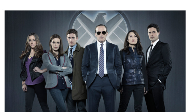 D23 Expo - Marvel Agents Of S.H.I.E.L.D-iris - Click to learn more at the official ABC Network web site