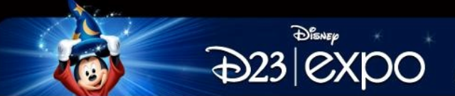 Disney D23 Expo banner - Click to learn more at the official web site!